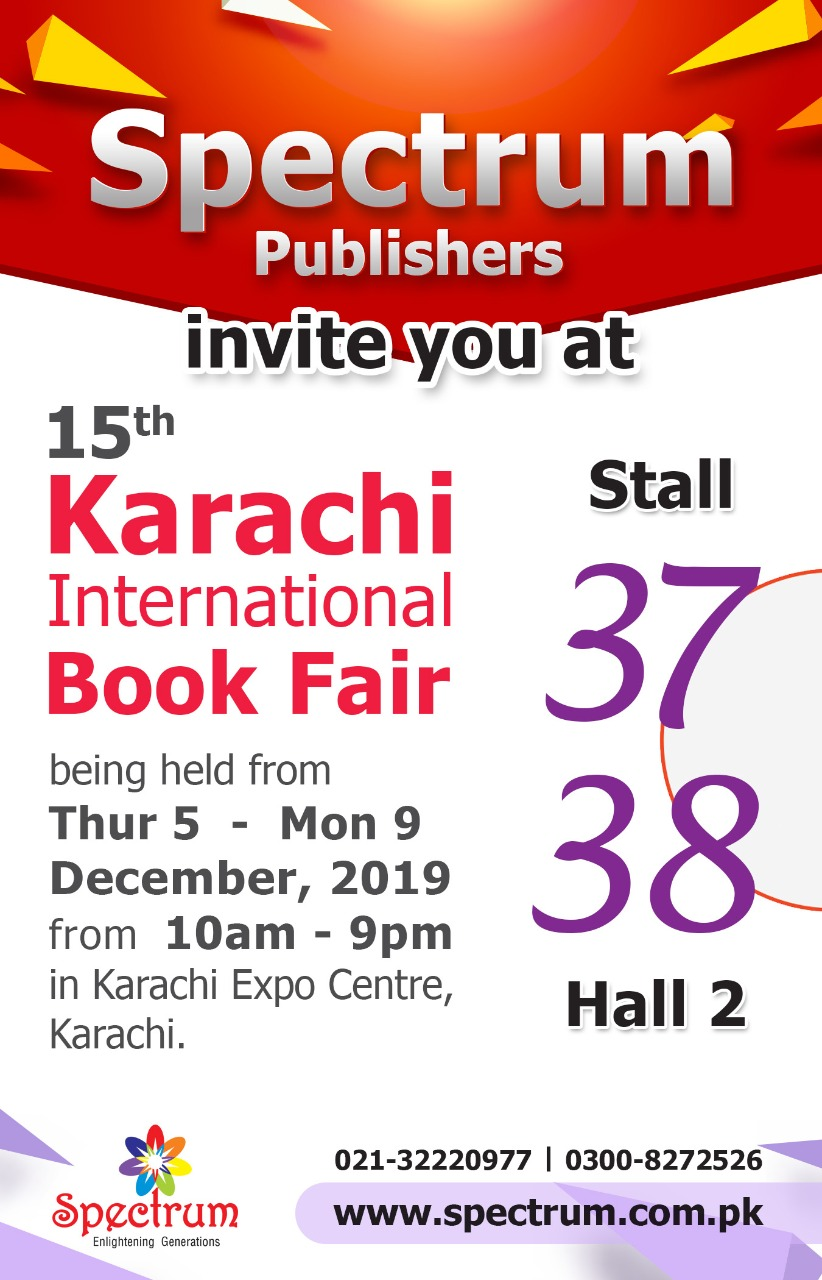 15th Karachi International Book Fair