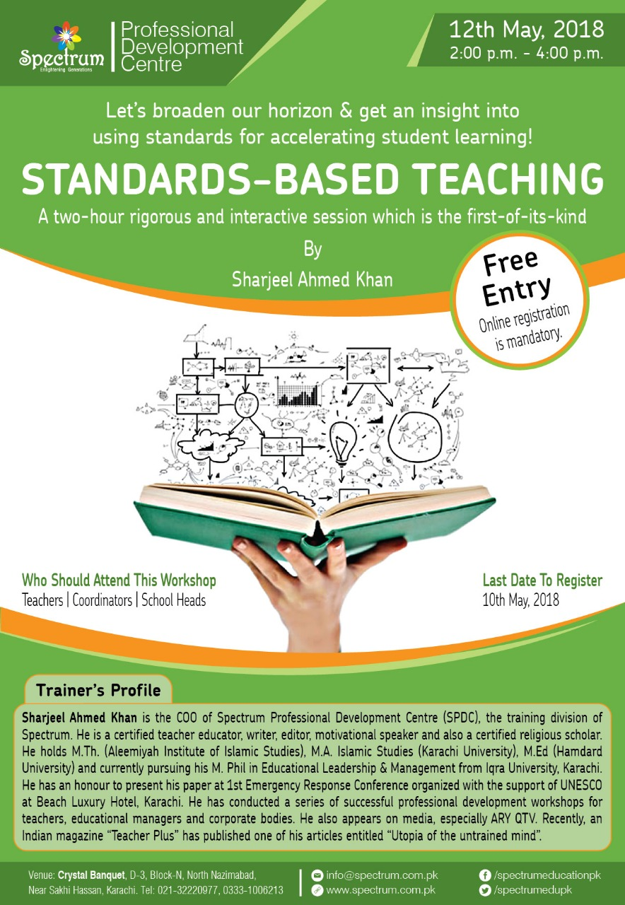 <b>STANDARDS-BASED TEACHING<b/>
