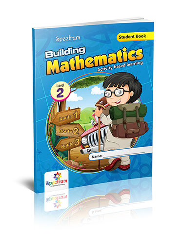 Spectrum Building Mathematics Student Book (Level 2)