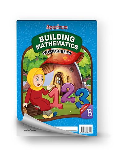 Spectrum Building Mathematics Worksheets (Beginner)