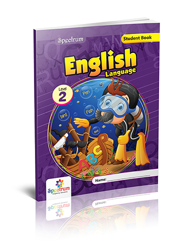 Spectrum English Language Student Book (Level 2)