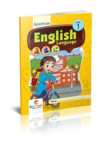 Spectrum English Language Student Book (Level 1)