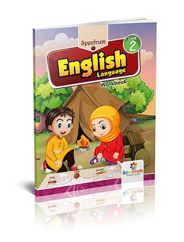 Spectrum English Language Workbook (Level 2)
