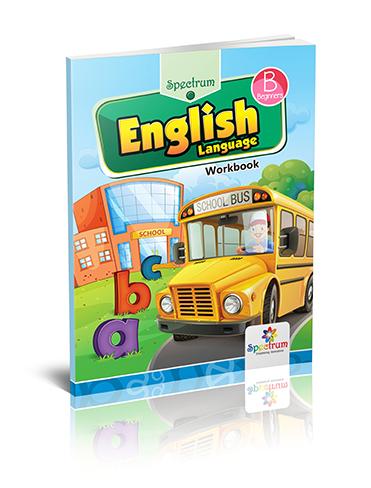 Spectrum English Language Workbook (Beginner)