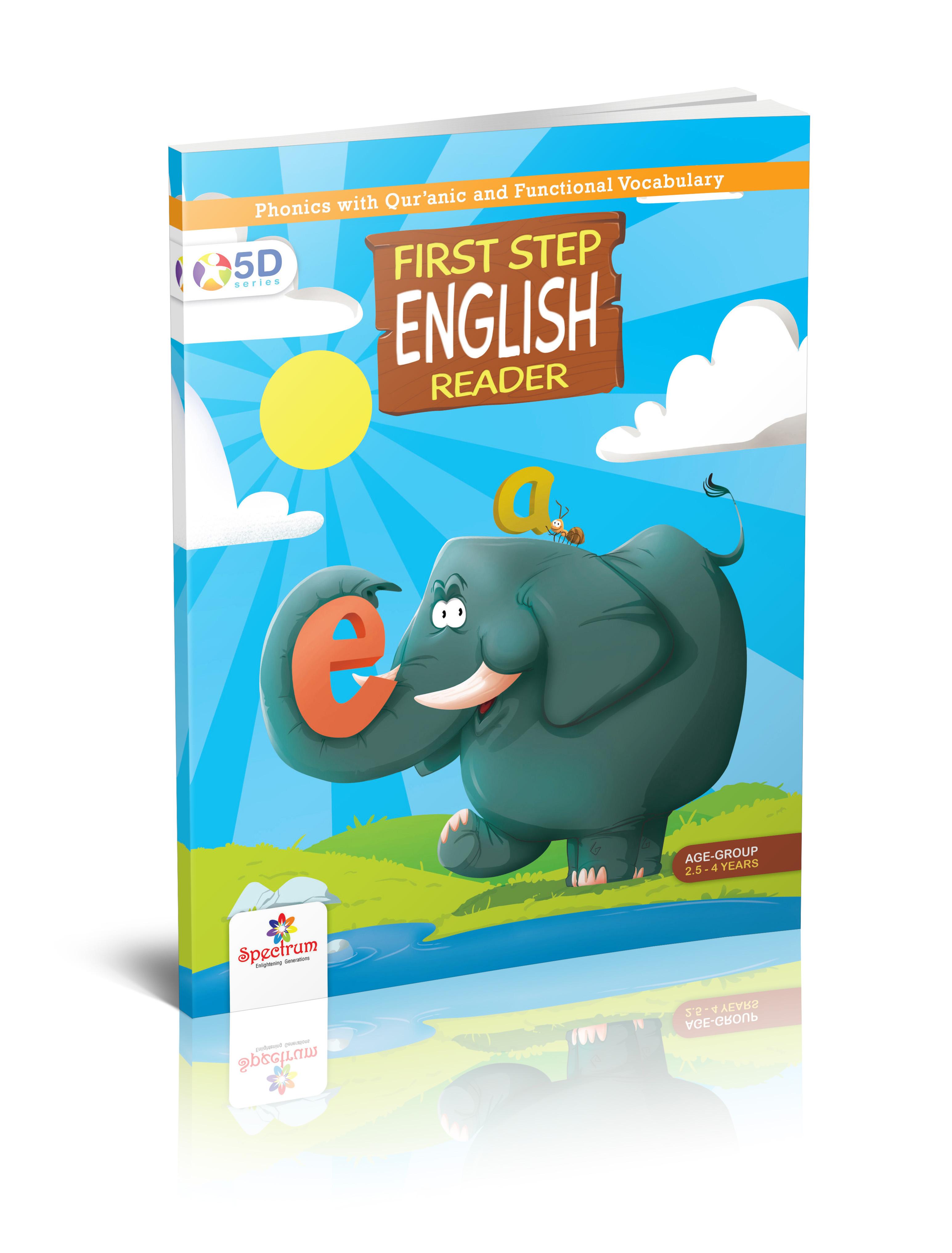English Reader First Step