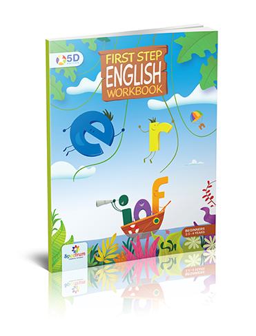 English Workbook First Step