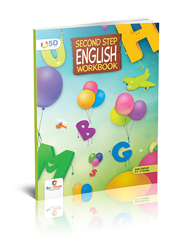 English Workbook Second Step