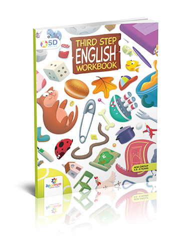 English Workbook Third Step