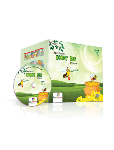 Honey Bee Book & CD