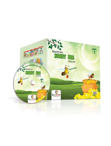 Honey Bee Book & CD
