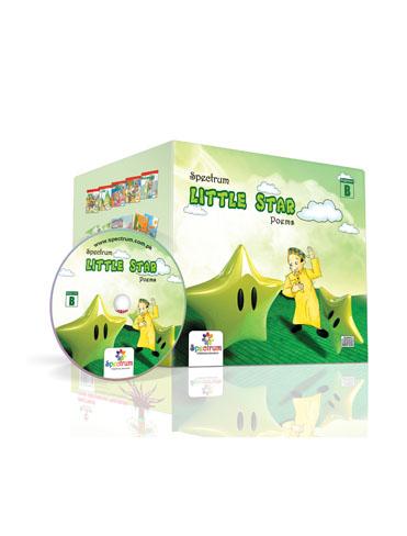 Little Star Book & CD