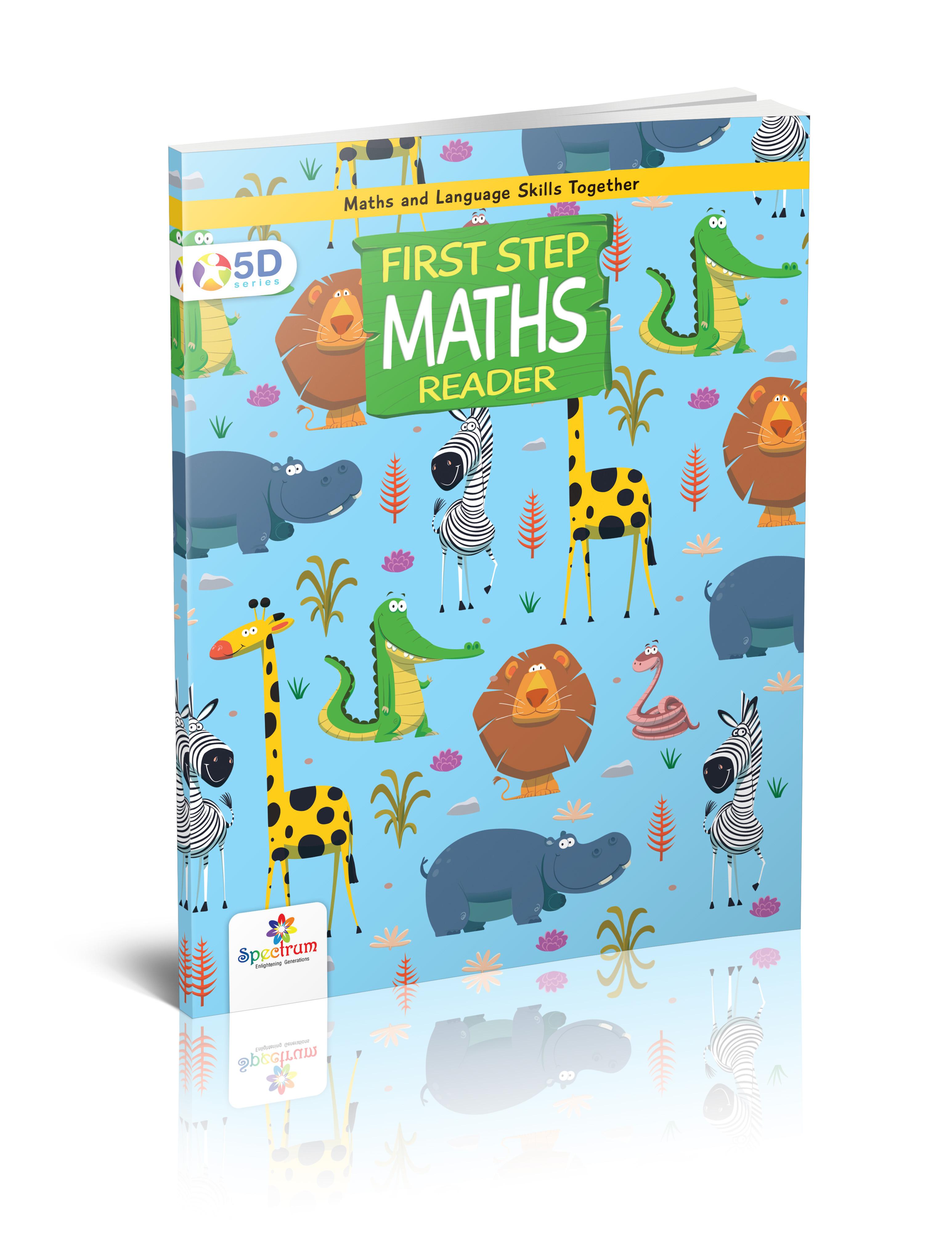 Maths Reader First Step