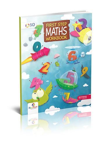 Maths Workbook First Step