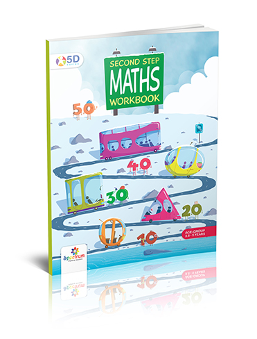 Maths Workbook Second Step