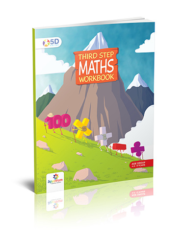 Maths Workbook Third Step