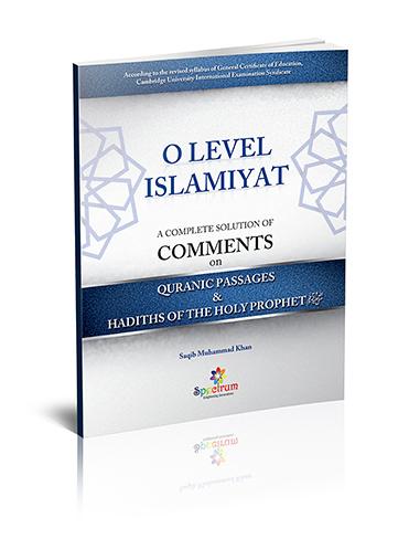 O Level Islamiat