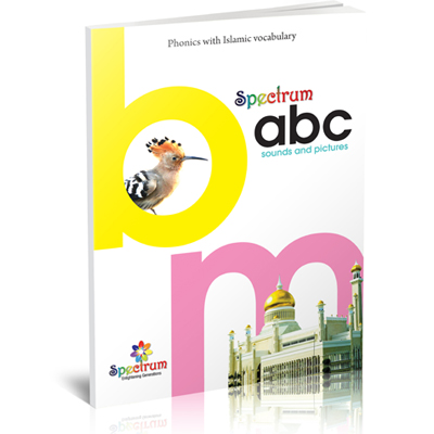 Spectrum English Reader for Beginner