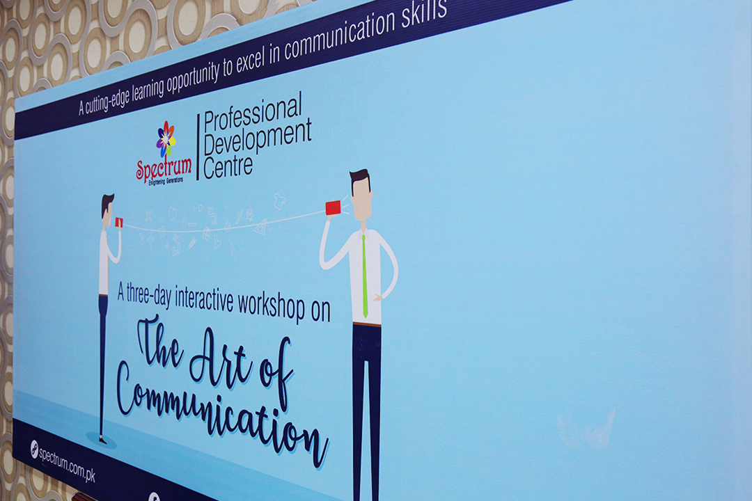 3-Day Workshop on the Art of Communication