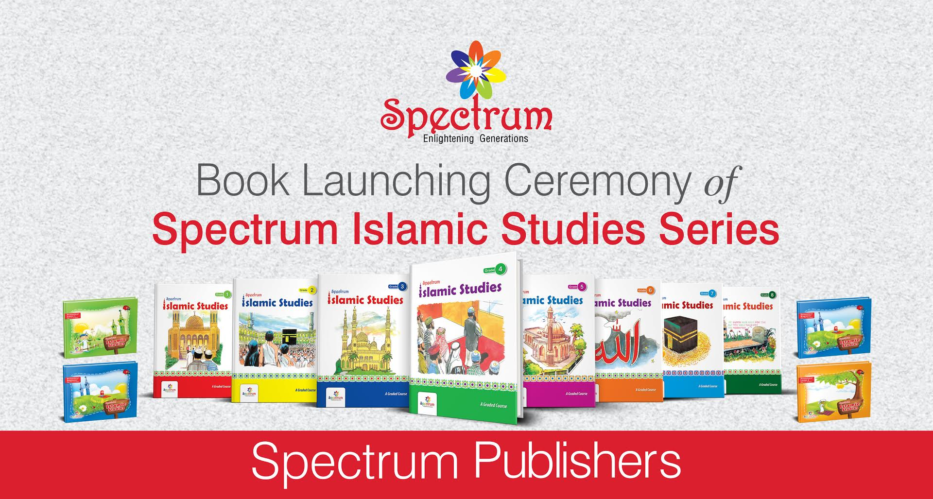 Spectrum launches an activity-based series of Islamic Studies
