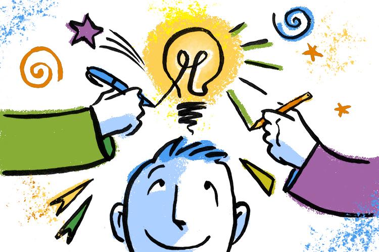 <b> Creativity: A process or a random thought? <b>
