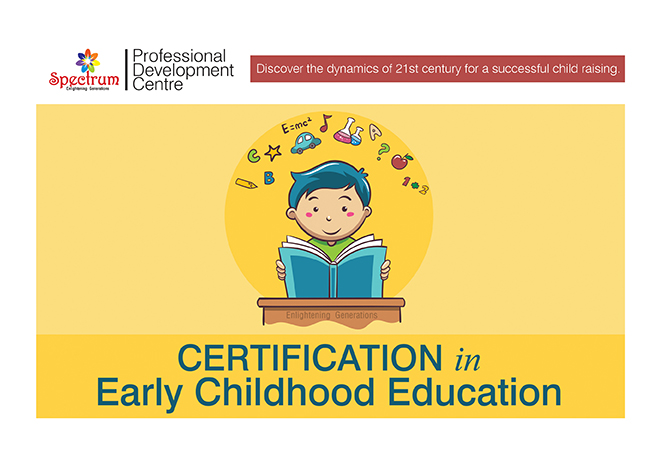 Certification in Early Childhood Education