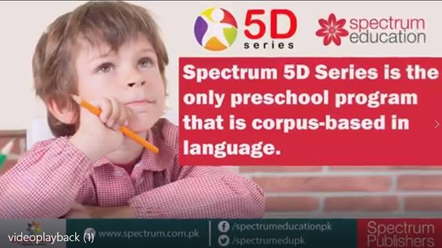 Spectrum 5D Series is Corpus-Based