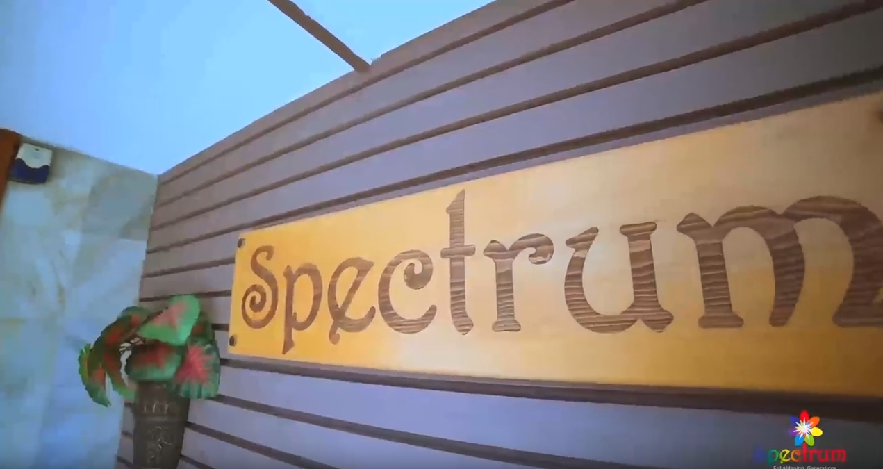 Spectrum Publishers Corporate Video (with BGM)
