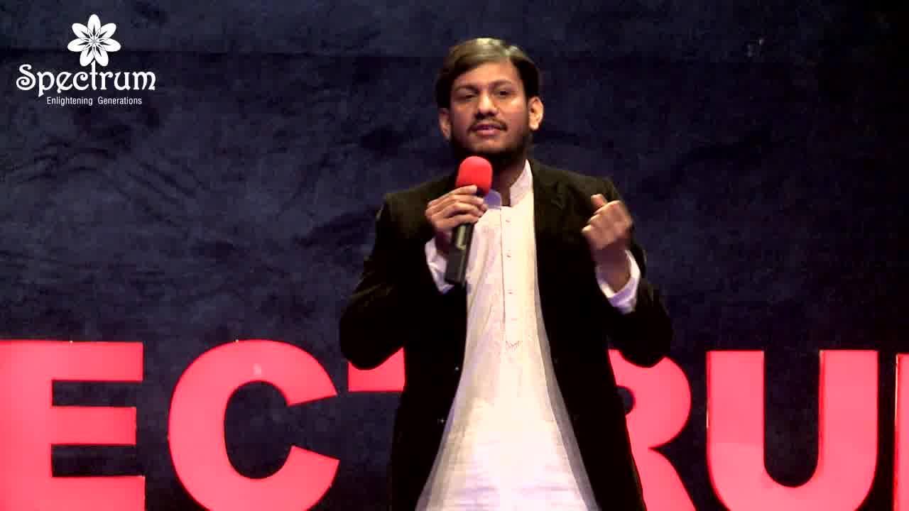 Teaching is Daring - Sharjeel Ahmed Khan